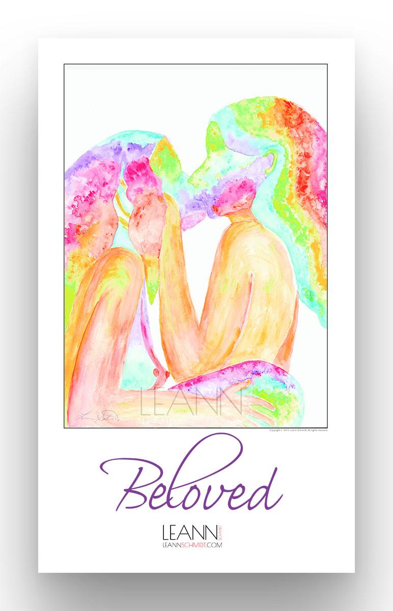 Beloved – Lesbian Kiss (12)
