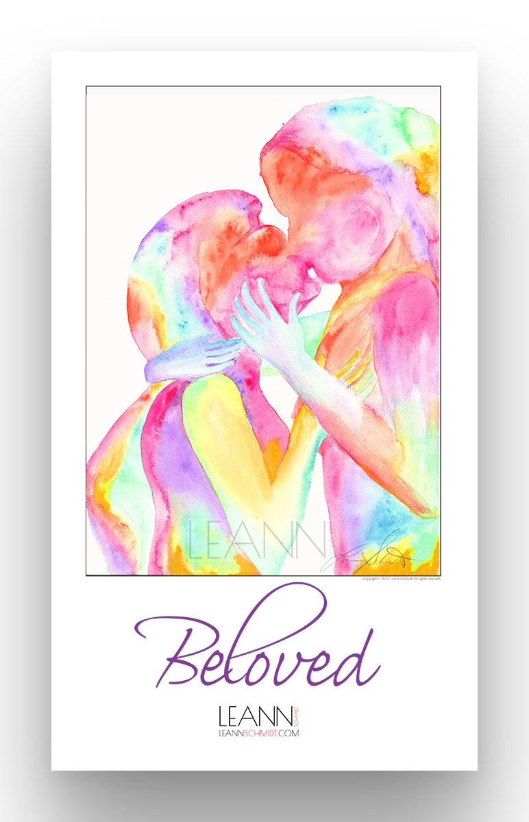 Beloved – Lesbian Kiss (07)