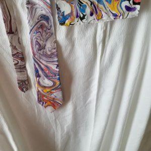 Ebru Silk Ties