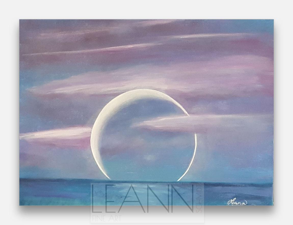 Translucent Moon